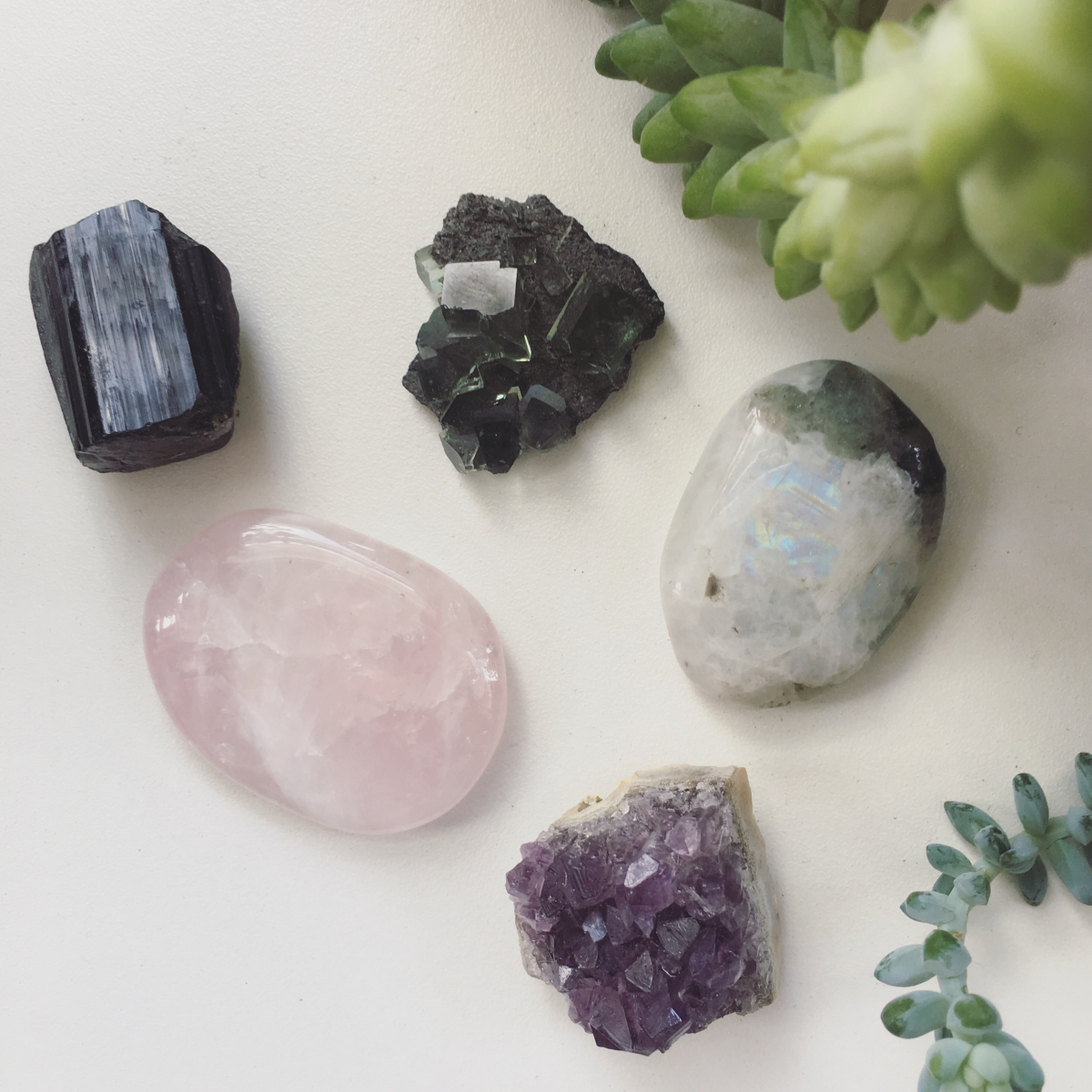 crystals for anxiety, stress relief